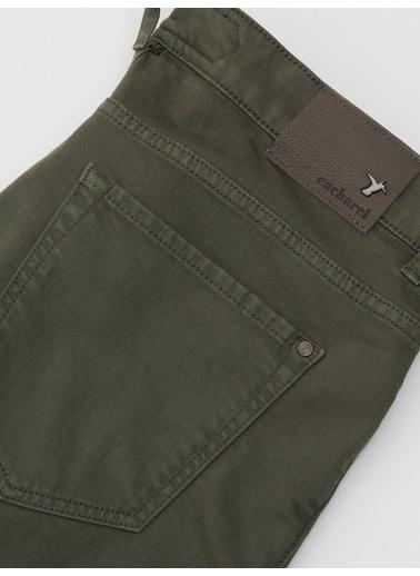 Cacharel Pantolon Yeşil